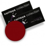 Vokai Curious Metallics, Red Lacquer, 120 g/m², DL, 110 x 220 mm, 20 vnt./pak.