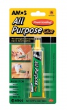 "Universalūs  klijai AMOS ""All purpose Glue"" 30 ml."